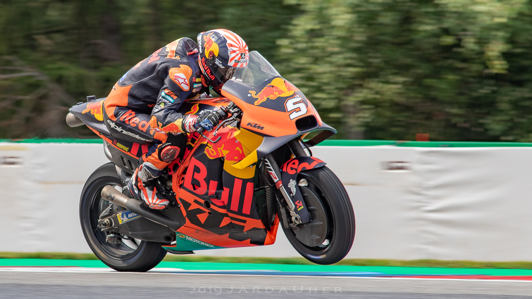 Johann ZARCO Red Bull KTM Factory Racing