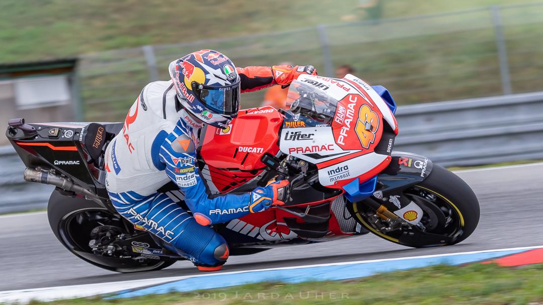 Jack MILLER Pramac Racing